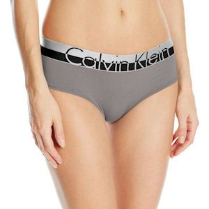 Calvin Klein  Magnetic Logo Hipsters, Grey