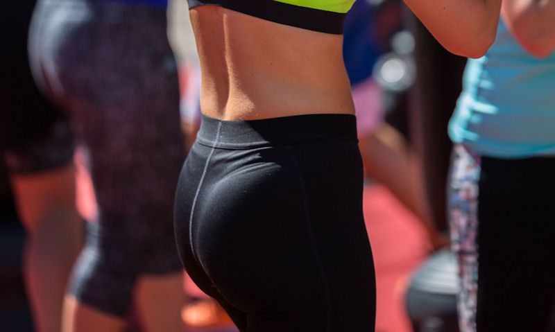 Can you wear yoga pants without underwear