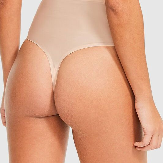 Figleaves Smoothing High-Waisted Thong