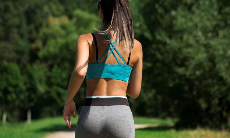 Should I wear a thong with yoga pants