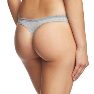 Tommy Hilfiger Marion Basic Thong, Grey