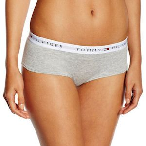 Tommy Hilfiger  Iconic Shorty Hipster, Grey