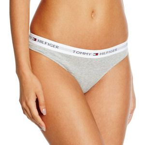 Tommy Hilfiger Thong String, Grey