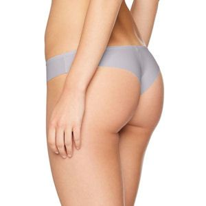 Triumph: Sporty Micro Braz String, Grey