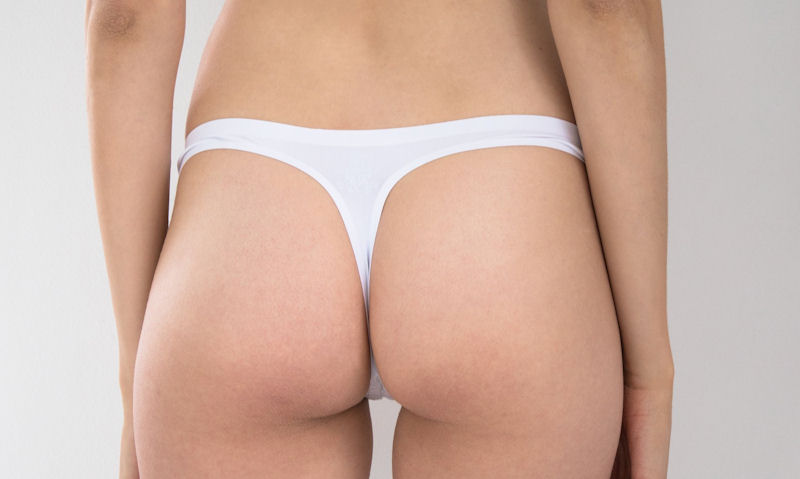 What's it like to wear a thong